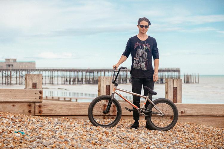 BSD BMX Chaz Mailey Bike Check