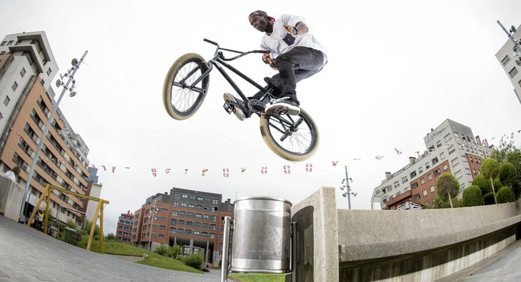 Red Bull – Lined Up: Courage Adams