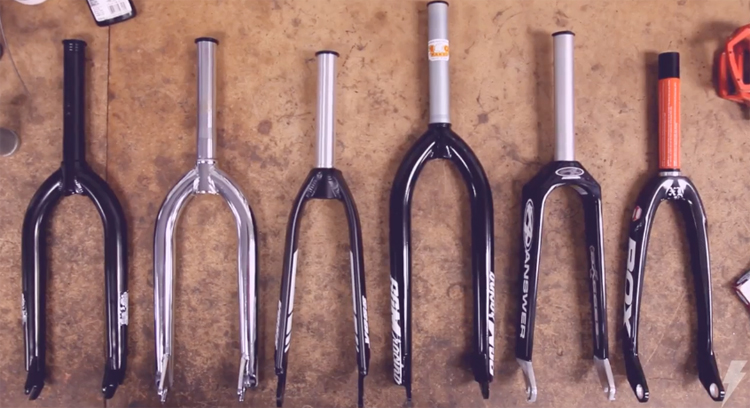 Dan's Comp – Get Tech Series: All About BMX Forks