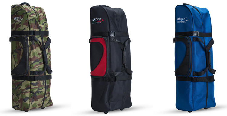 New DK Golf Bike Travel Bag Colors