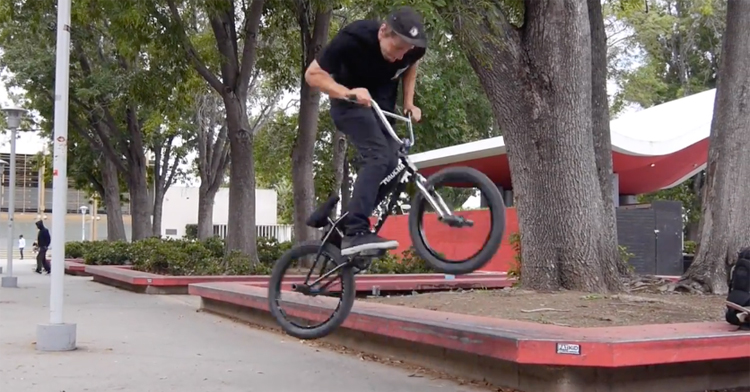 Madera – How To Fakie Double Peg To Full Cab with Dan Kruk