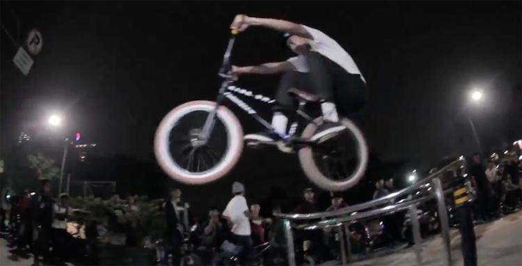 Jakarta BMX – Sahur On The Grind 2017