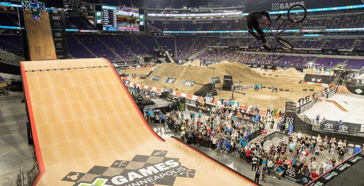 James Foster Wins X Games 2017 Big Air