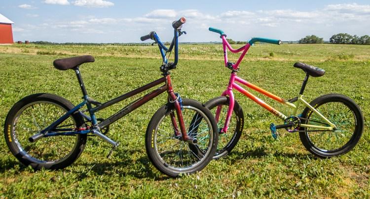 Karl Hinkley BMX Bike Check Nowear