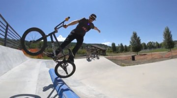Pusher BMX Mountain Trip 2017 BMX video