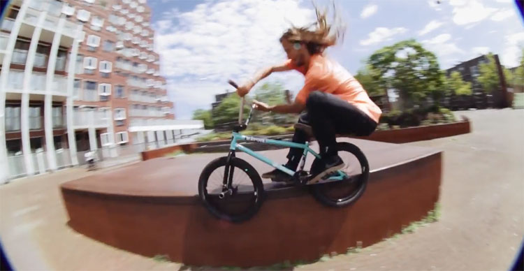 Ollie Shields and Joris Coulomb In Amsterdam