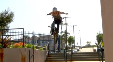Stolen BMX Saturdays Jerimiha Miller BMX video