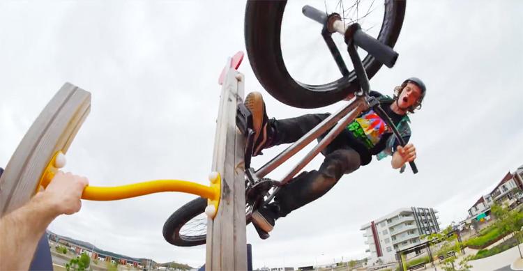 Sunday Bikes Aussie Tour Video