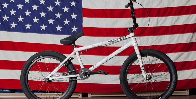 Volume Bikes – 2018 Oreo Broc Raiford Signature Complete