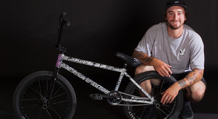 Volume Bikes – Broc Raiford X Games Bike Check