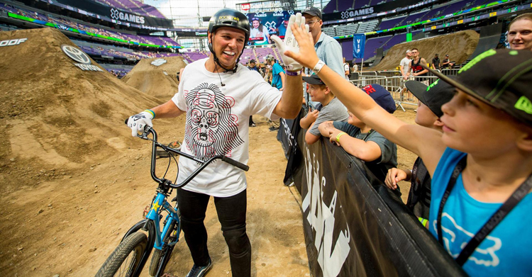X Games – Earning The Invite With Nick Bruce