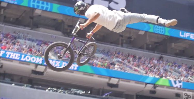 X Games 2017 BMX Dirt Finals Highlights