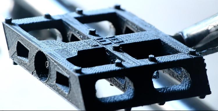 3D Printed BMX Pedals?