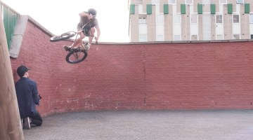Cam Hardy BMX Canal Boat Life BMX video