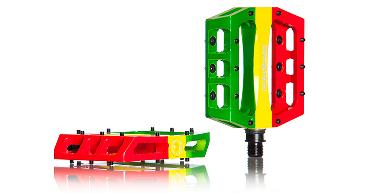 Demolition Parts – Rasta Trooper Pedals