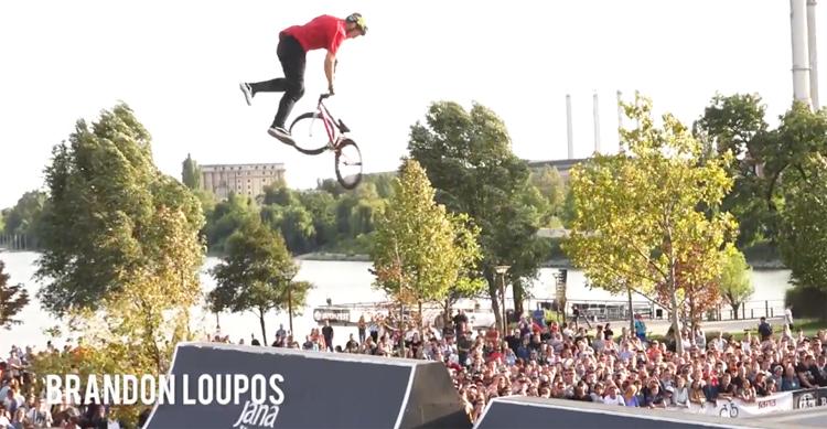 FISE Budapest 2017 – BMX Park Finals Highlights