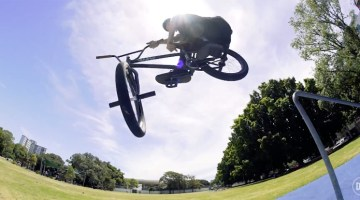 Focalpoint BMX Pat Freyne Alive and Well BMX DVD