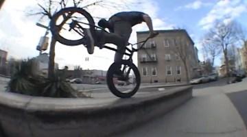 Justin Koebele 2017 BMX video