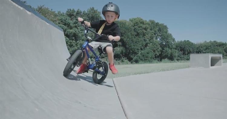 Kink BMX – 12″ Roaster Bike Rips!