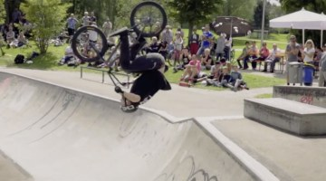 Männle Turnier 2017 BMX video