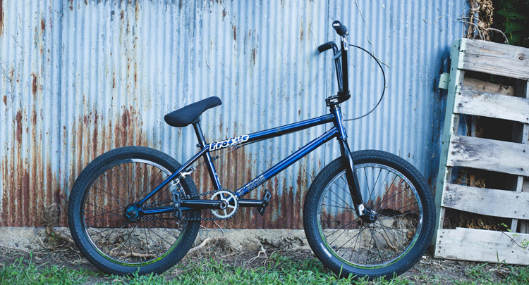 Profile Racing Dillon Leeper Bike Check BMX