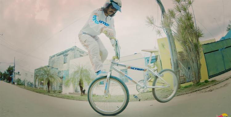 Red Bull - A Visual History of Flatland BMX
