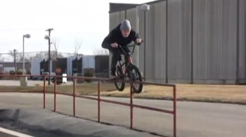 "Team SAF ""You Had Your Chance 2"" BMX video"