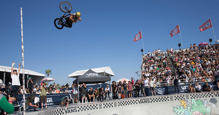 Vans BMX Pro Cup Huntington Beach – High Air Contest