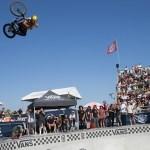 Vans BMX Pro Cup Huntington Beach Larry Edgar High Air