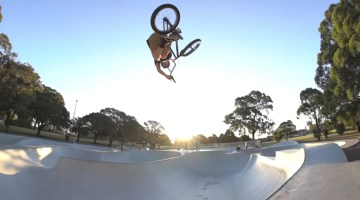 Five Dock Skatepark Sydney Australia BMX video
