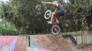 Game of BIKE Trey Jones VS Trey Jones BMX video