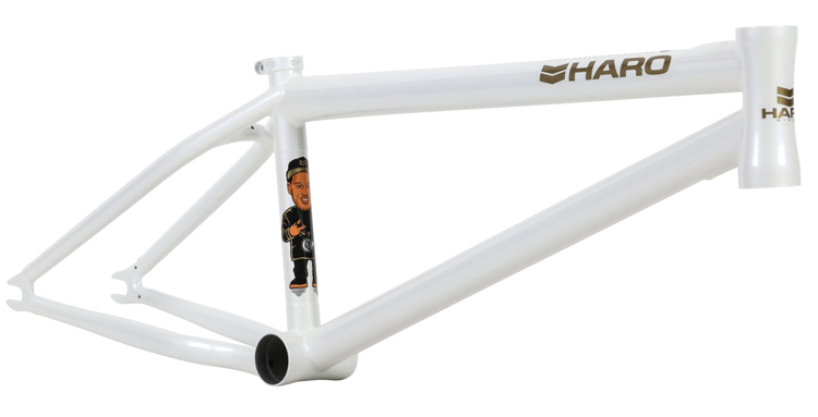 Haro – Chad Kerley Signature CK Frame
