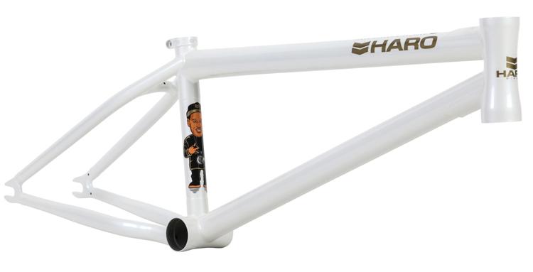 Haro BMX Chad Kerley Signature CK Frame