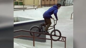 Max Bespaliy Igor Bespaliy Instagram Compilation BMX video