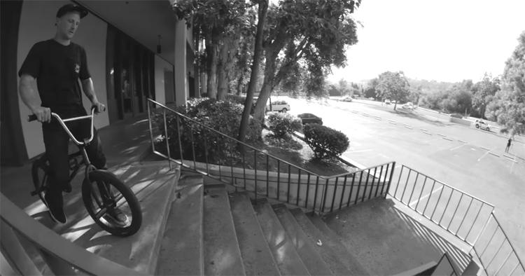Monster Energy Dan Lacey Believe BMX video