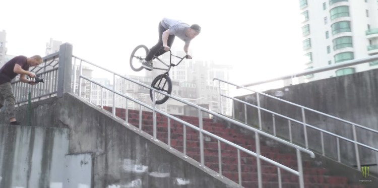 Monster Energy Dan Lacey Beyond BMX video