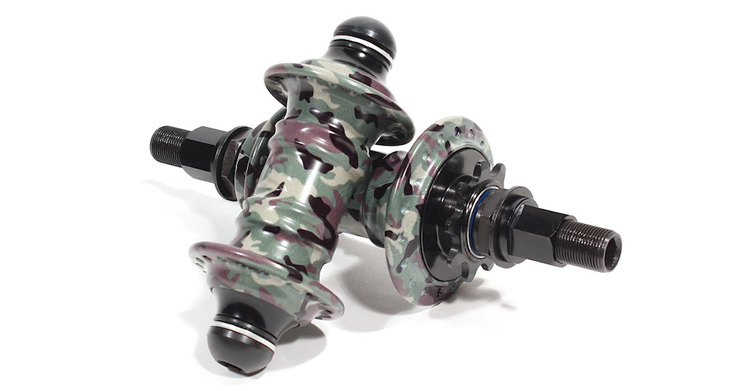 Profile Racing Mark Mulville Camouflage BMX Parts