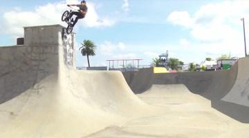 Red Bull Black Pearl Skatepark Cayman Islands BMX video