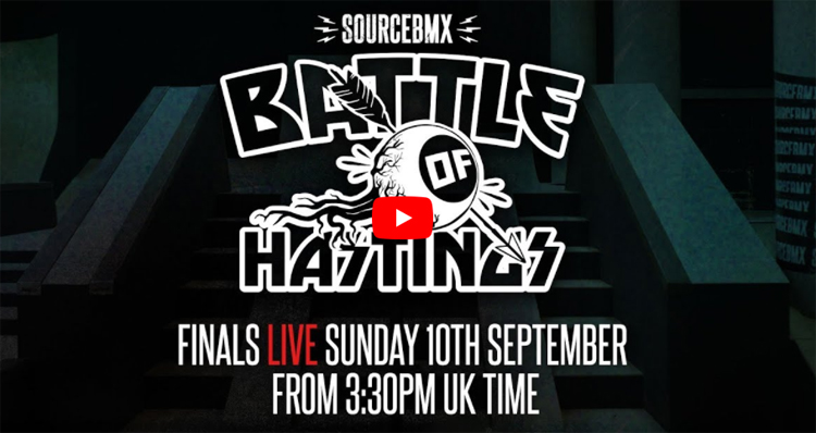 Source BMX Battle of Hastings 2017 Live Stream Video