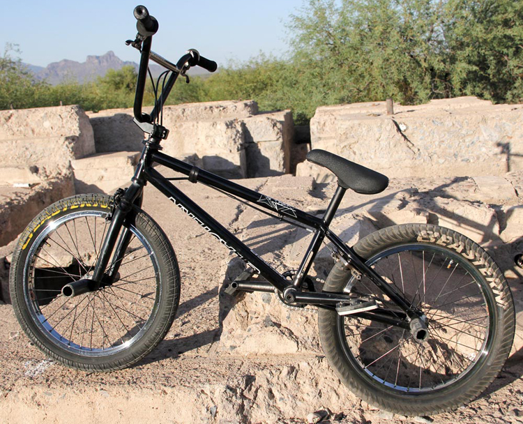 Eastern Bikes Adam Banton Bike Check BMX