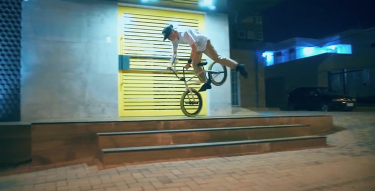 Dream BMX – Caique Gomes Bio