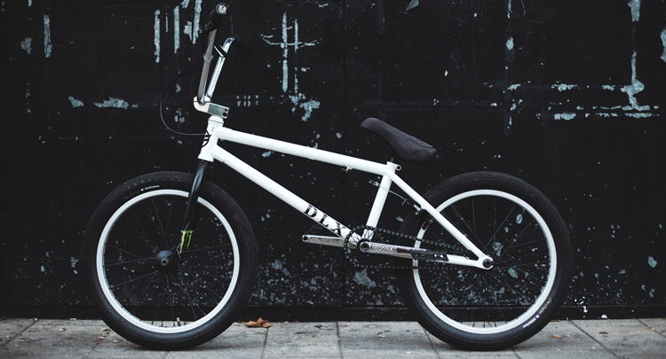 Federal Bikes Mark Love BMX Bike Check