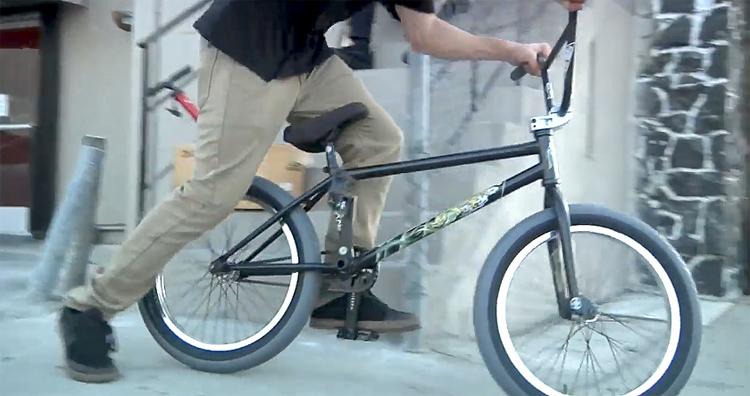 Morgan Long – Fit Bike Co. Hoodbird Build Video