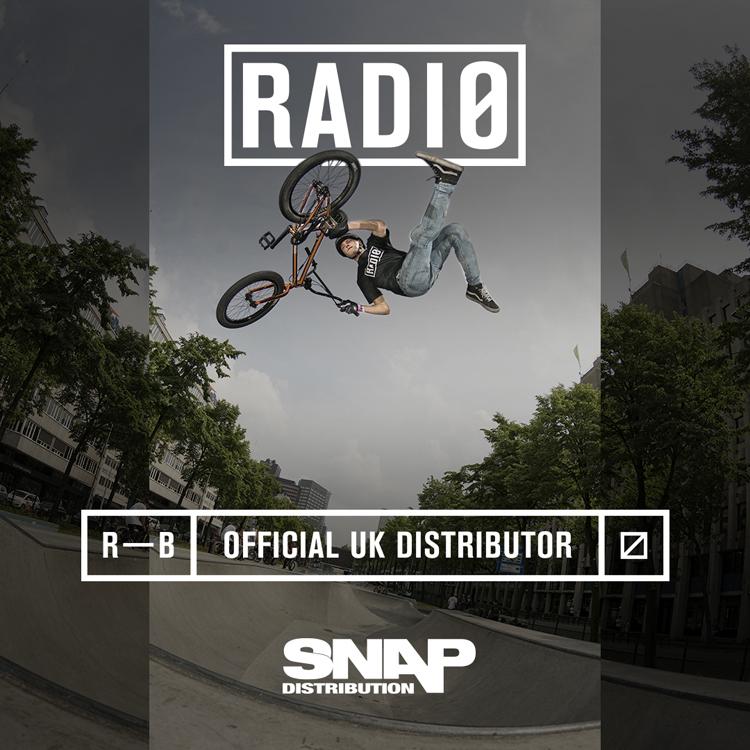 Radio Bikes Snap Distribution UK