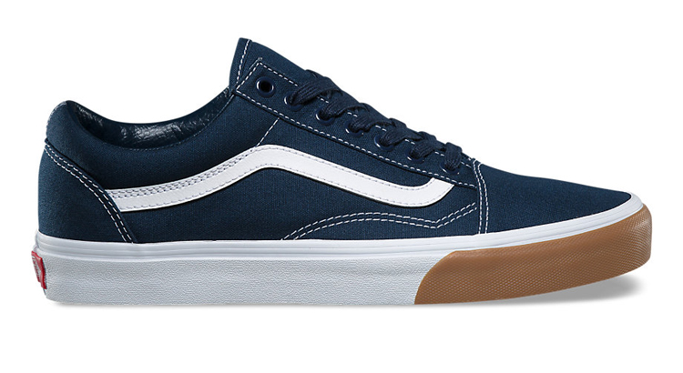 Vans Gum Bumper Old Skool Shoe