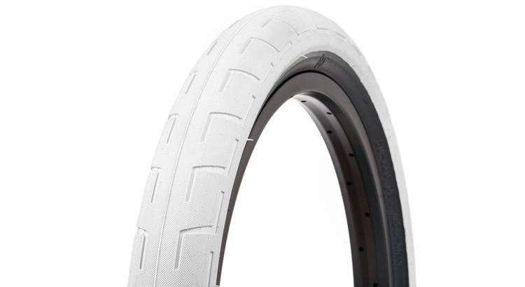 BSD BMX Donnastreet Tire White