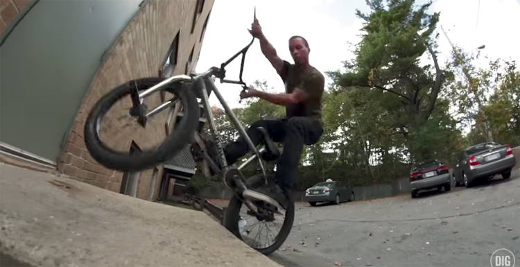 Business BMX II DVD – Adam Berrys Section