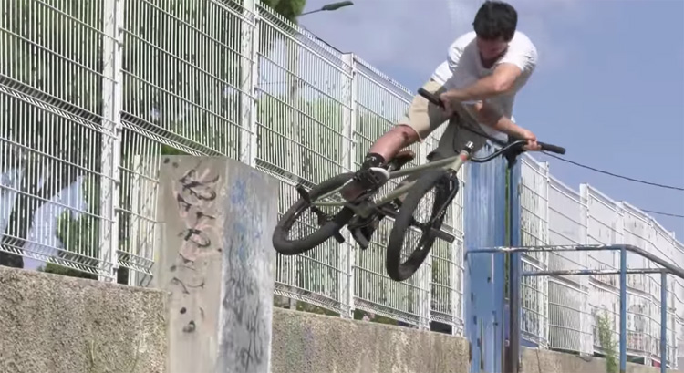 Cult X Sparky's France – Leo Balay Welcome Video