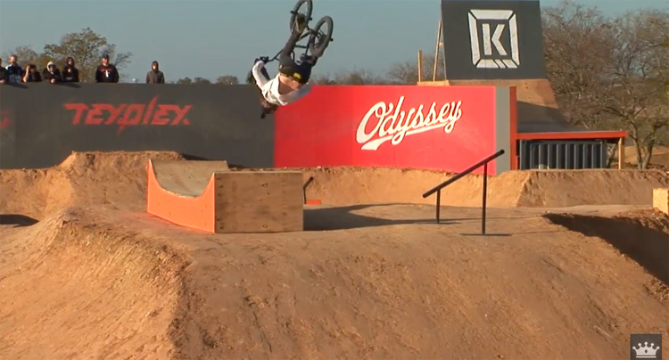 Empire BMX – Texplex Dirt Street Contest 2017 Highlights