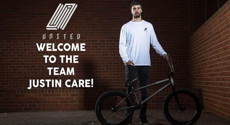 Justin Care On United Bike Co.